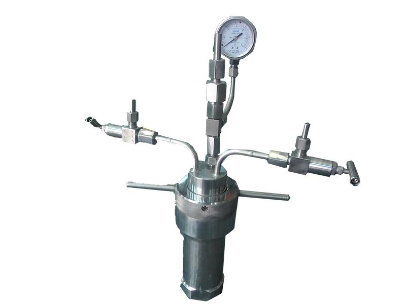 微型反应釜(带安全防爆装置)