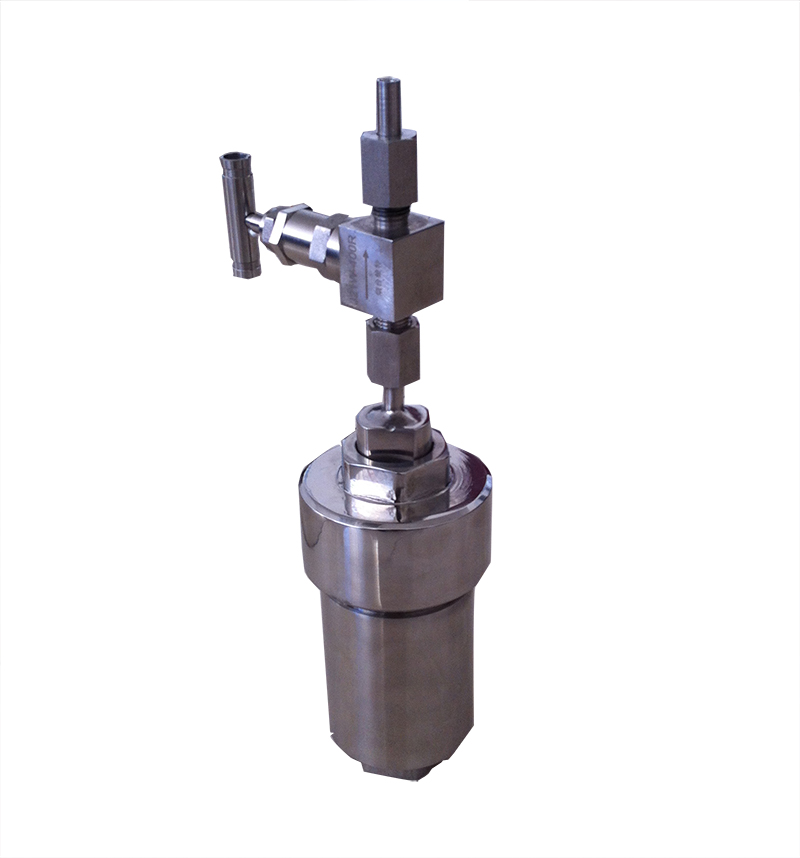 广东微型反应器(带放空)