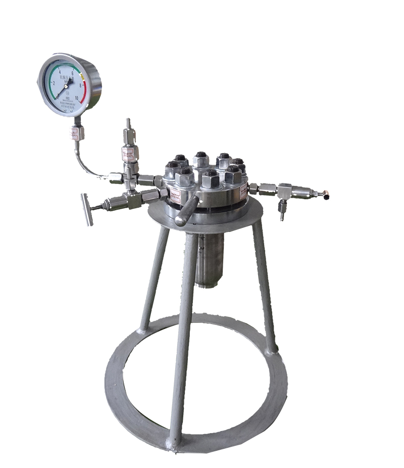 高压微型反应器