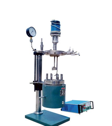 CJKX釜体升降型反应釜(钛材、干式加热)