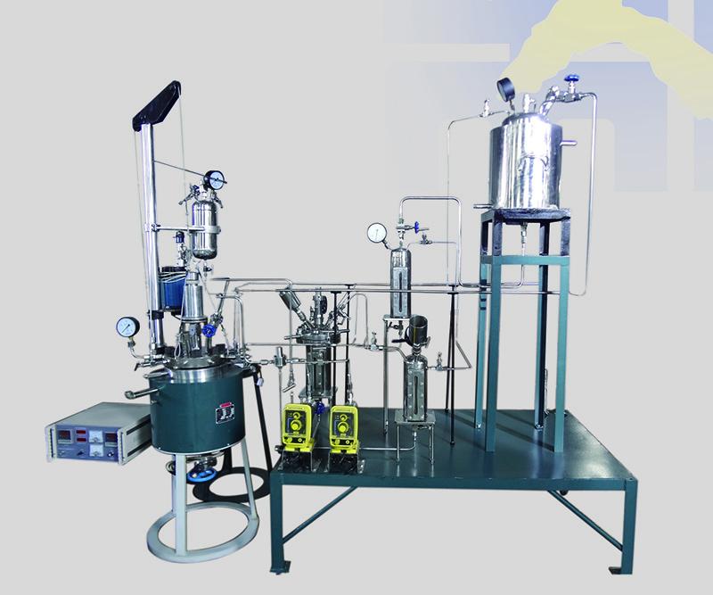 CJ升降型成套反应装置