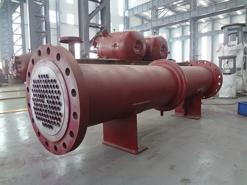 山东管壳式换热器