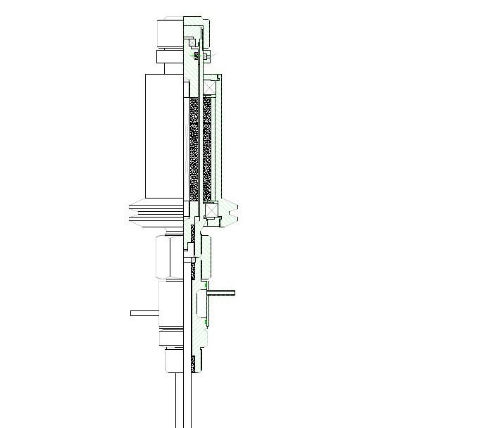 5-20L磁力驱动搅拌器结构图