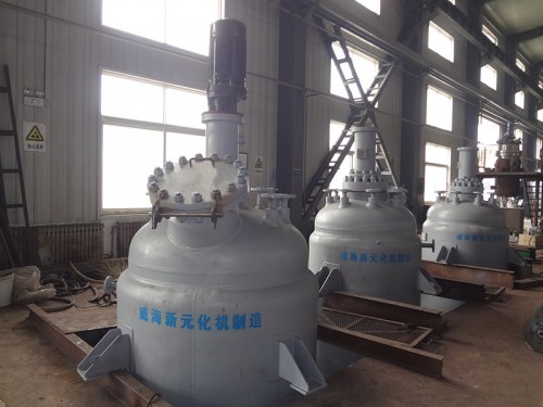 杭州加氢反应釜